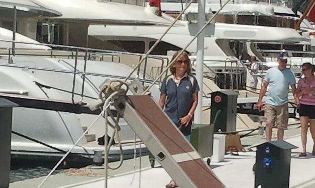 Yachtbetreuung