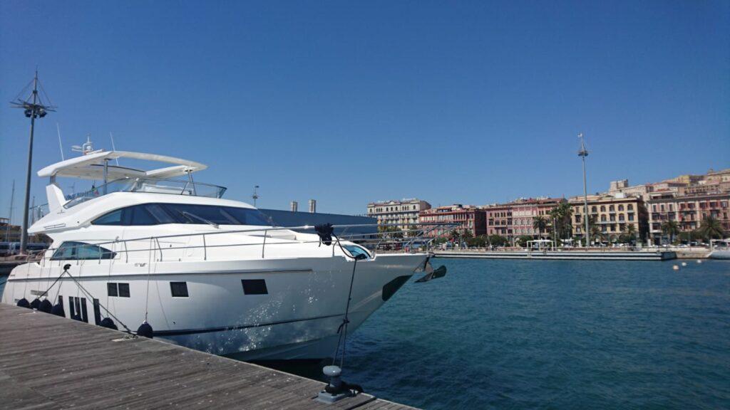 Yachtüberführungen Mallorca